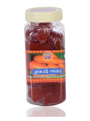Jrc Spices 214 Vegetarian Carrot Murabba