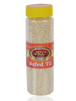 JRC Spices 236 Vegetarian Safed Till