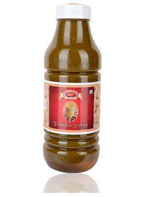 JRC Spices 273 Vegetarian Thandai Syrup