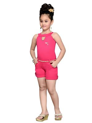 Aarika JS5RNI Rani Girl Jumpsuit