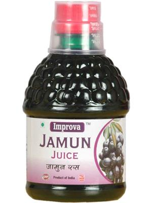 ImproveHerbal Jamun 400 ml Ayurvedic Juice