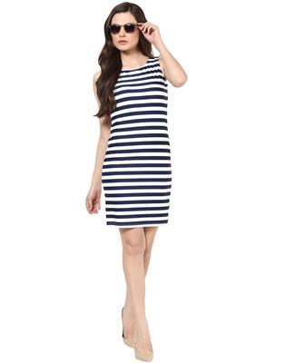 Kaxiaa K-DR-31051A Blue Women Dress