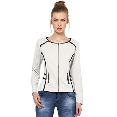 KAXIAA K-JT-81005A White Women Jacket
