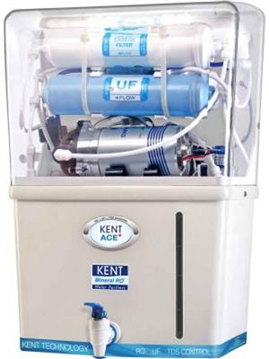 Kent    k12  White  RO + UV water purifier