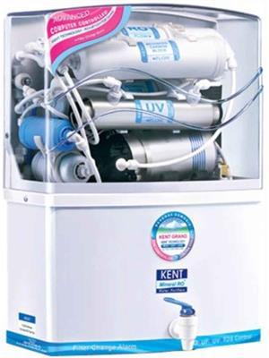 Kent    k14  White  RO + UV water purifier