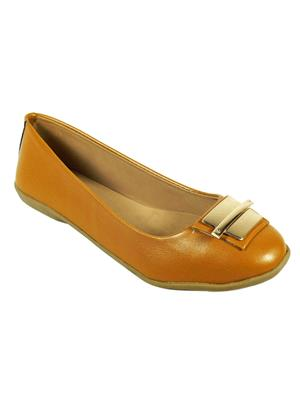 Maayas KBSB-25-Tan Women Flat Bellies