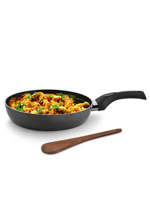 Kitchen Chef Kcfdcpwol250Cc Deep Cook Pan Non-Stick W-O Lid 250 Mm