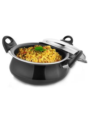 Kitchen Chef Kcfhandi275Cc Handi With Non-Stick Dome Lid 275Mm