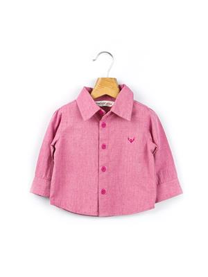 Beebay 132007 Boy Pink Shirt