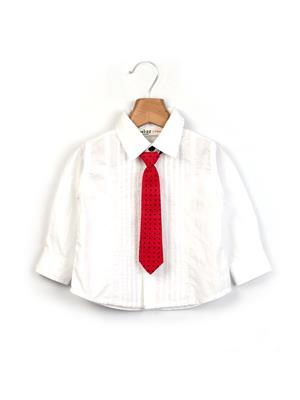 Beebay 142219 Boy White Shirt