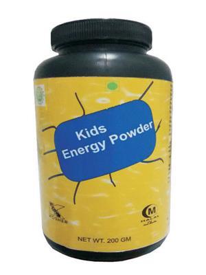 Universal Nutrition Kep72 Kids Energy Powder Ayurvedic & Organic