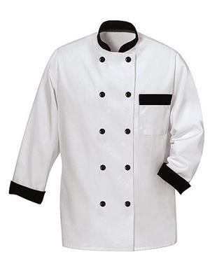 Imam KH-1 White Chefs Coat