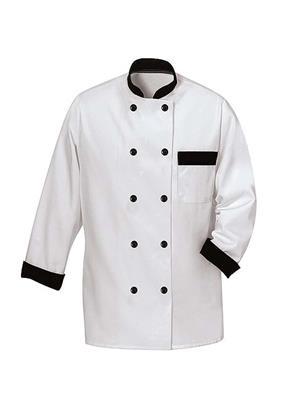 Imam KH-2 White Chefs Coat