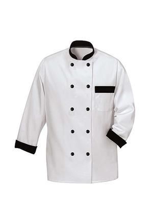 Imam KH-3 White Chefs Coat