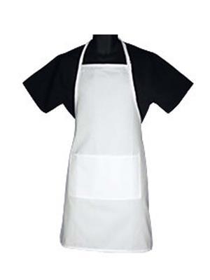 Imam KH-61 White Chefs Coat