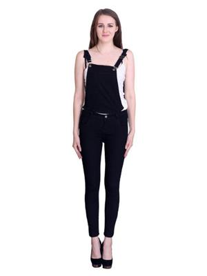 Indian Style Kis-114 Black Women Jumpsuit