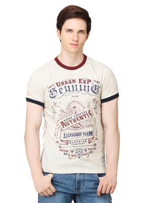Killer KT1814 White Men T-Shirt