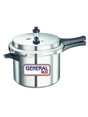 General Aux Koigpci Grey Pressure Cooker