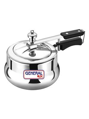 General Aux Koipci Grey Pressure Cooker