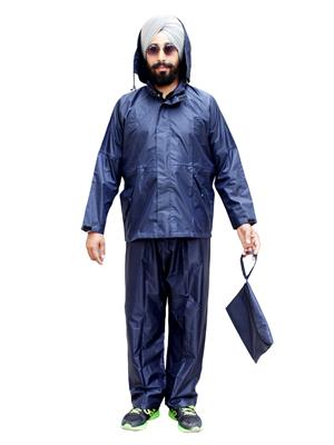 Kingpower KP 01 Blue Men Rain Suit