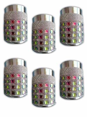 Kiaana KSG01 Stainless Steel Glass Set of 6