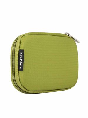 Kooltopp KT113-09 Green Protector Bag for 2.5 inch Hard Disk Drive