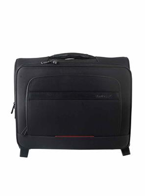 Kooltopp KT415-01 Black Urban E Trolley Overnighter Trolley Laptop Bag