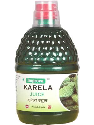 ImproveHerbal Karela 800 ml Ayurvedic Juice