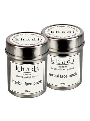 KHADI Khadi Sandal Face Pack