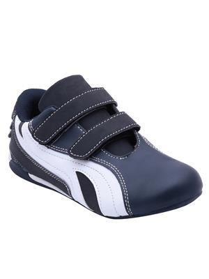 Escan Es410057-1 Black Boy Sport Shoes
