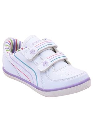 Escan Es430011-3 White Boy Sport Shoes