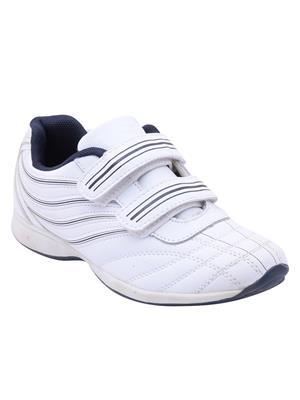 Escan Es470002-3 White Boy Sport Shoes