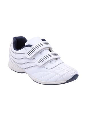 Escan Kids-ES470002-3 White Boys Sports Shoes