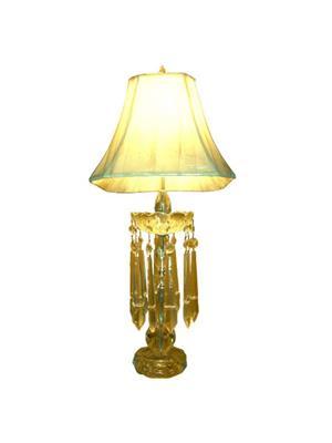 A S POWER LA7 Yellow CFL Lamp