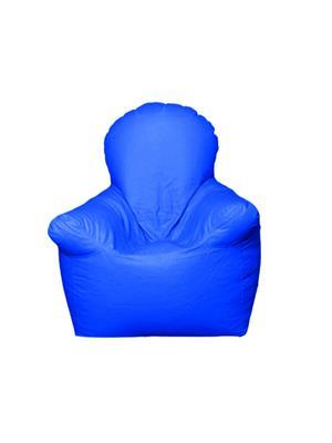 Pebbleyard LCARM-Blue_C Arm Chair Bean Bag Cover