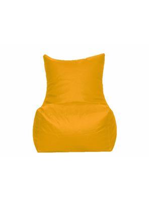 Pebbleyard LCH-Yellow_C Arm Chair Bean Bag Cover