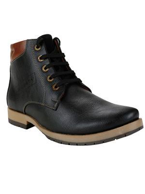 Le Costa LCL0035 Black Men Boots