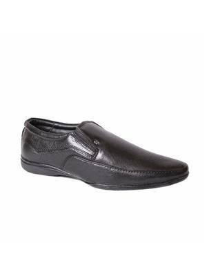 Lexus Lex-18-Bk Black Men Formal Shoes