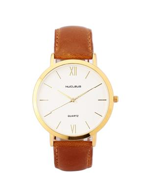 Nucleus LGWB Formal Leather Men Wrist Watch