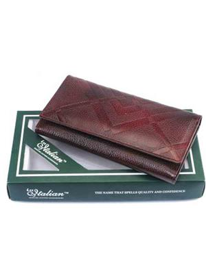 Lee Italian LI_LW102 Brown Women Wallet