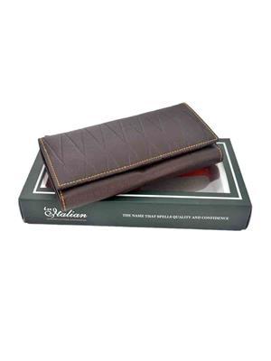 Lee Italian LI_PL7_ Brown Women Wallet