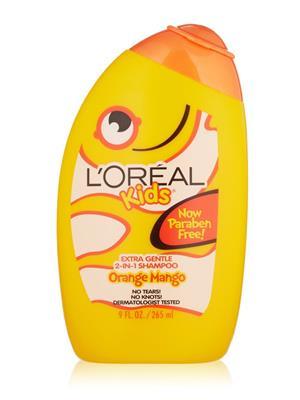 Loreal LKSOMLoreal Kids Shampoo (Orange Mango)- 265Ml