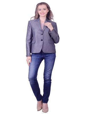 Lee Marc  Lmwbn3 Grey Women Blazer