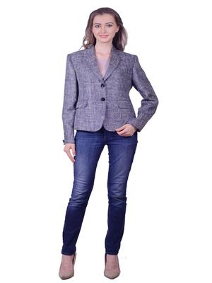 Lee Marc  Lmwbn6 Grey Women Blazer