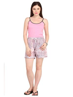 Lenora LN3011 Multicolored Women Short