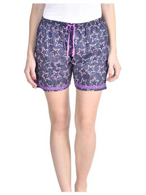 Lenora LN3022 Multicolored Women Short