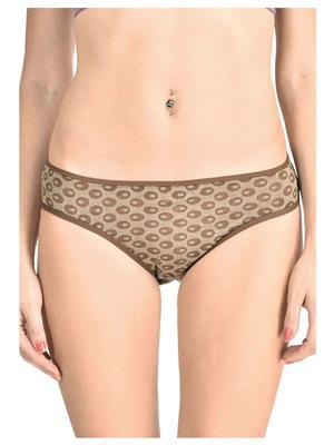Lenora LNP02 Brown Women Panty