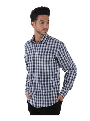 Shopper Tree LT40-001 Grey Men Formal Shirt