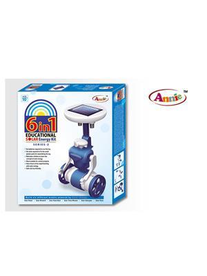 Annie Lw-An002 6 * 1 Educational Solar Energy Kit Series 2