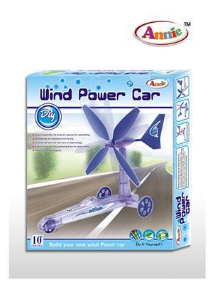 Annie Lw-An018 Wind Power Car